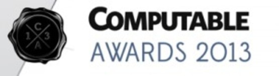 Nominatie Computable Awards 2013