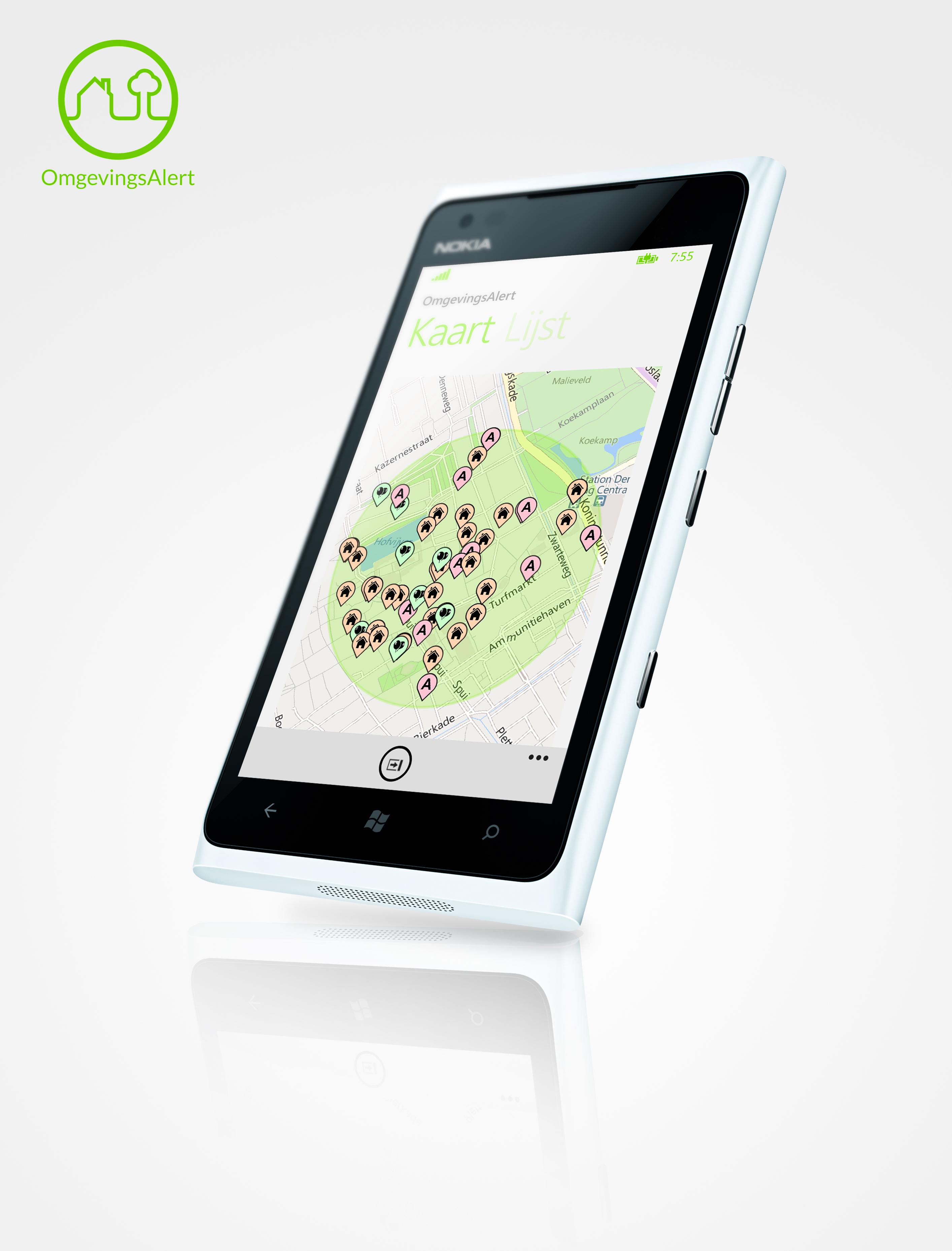 Landelijke app nu ook beschikbaar voor Windows Phone 8.1